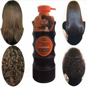 Şamaxı şəhərində Keratin olunmuş saçlari yumaq üçün şampun.✔ Qiymeti #17azn