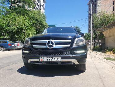 Mercedes-Benz в Кыргызстан: Mercedes-Benz GL-Class 4.7 л. 2013 | 88 км