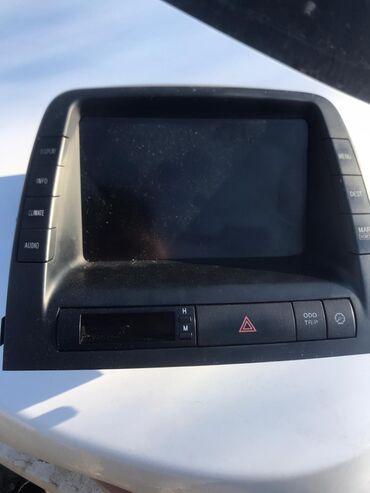Toyota prius monitoru. 7 duyme. Bashqa hisselerininde satishi ve