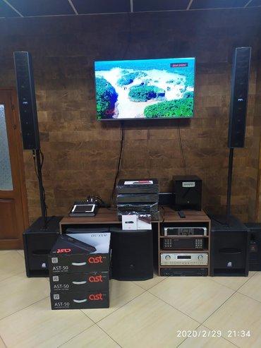 Караоке готовый комплект для кабинок с колонками и микрофонами!!! 1)