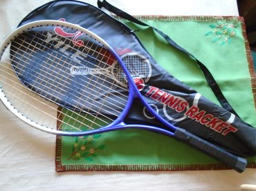 Manchester city - Srbija: Teniski reket Yile, kupljen u Delta city-ju i malo korišćen. Sve vreme