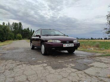 Транспорт - Садовое (ГЭС-3): Ford Mondeo 1.6 л. 1995   350000 км