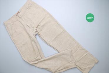 Чоловічі лляні штани Xedoss    Довжина: 101 см Довжина кроку: 72 см На