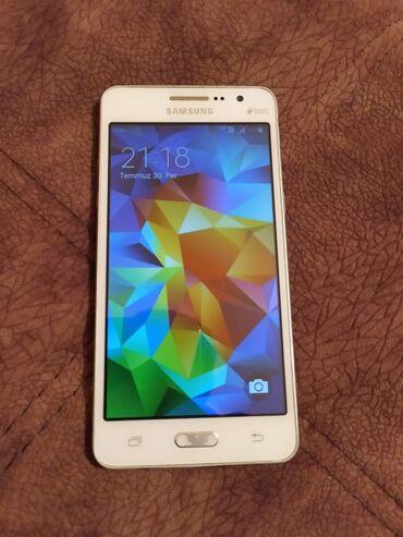Galaxy grand - Azərbaycan: İşlənmiş Samsung Galaxy Grand 8 GB ağ