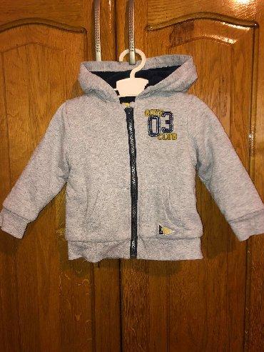 Dečije jakne i kaputi | Vrbas: Duks sa ćebastom postavom (može poslužiti kao jaknica u prelaznom