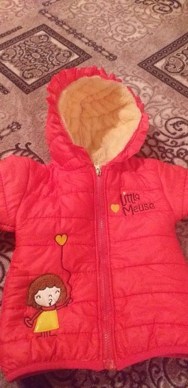 Продаю детскую куртку,состояния идеал,до 2 годика в Бишкек