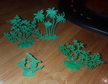 Kaktus, palme, drvece.. Igracke. Cena za komad - Beograd