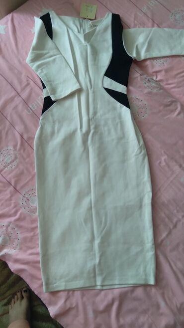 деловые платья для полных в Кыргызстан: Срочно продаю деловое осеннее платье