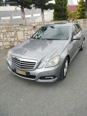Mercedes-Benz E 220 2.2 l. 2009 | 390000 km