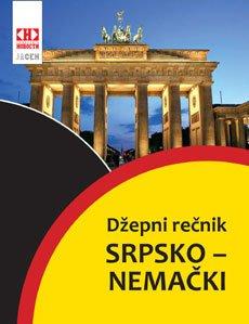 Recnik srpsko nemacki - Belgrade