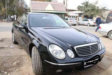mercedes benz c63 amg в Кыргызстан: Mercedes-Benz E 350 3.5 л. 2005 | 214000 км