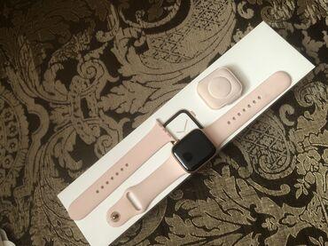 Золотистые Женские Наручные часы Apple