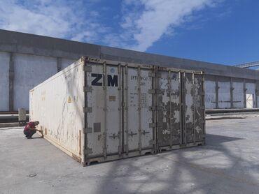 Soyuducu konteyner - Azərbaycan: 12 m soyuducu anbar konteynerlərin satışı və kirayyəsi. -28/+28