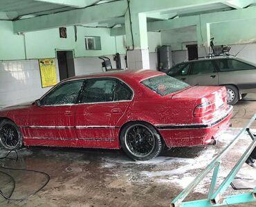 Автомобили - Каракол: BMW 7 series 4 л. 1994
