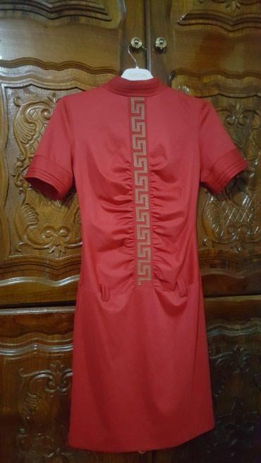 Bakı şəhərində Платье ERTU вишневого цвета 36 разм.