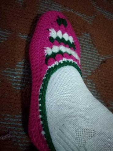 Женская обувь в Кемин: Чешки,макасины 150сом удобные,теплые