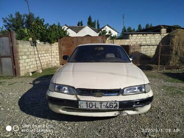 Ford - Qusar: Ford 2 l. 1992 | 259701 km