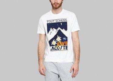 Lacoste Live - Tout Schuss - Original muska majica M/L  Muska - Kragujevac