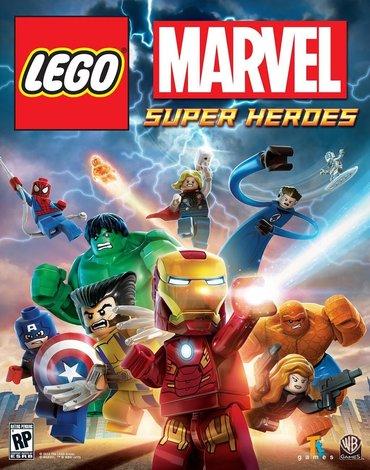 Pc igra lego marvel super heroes         (2013) - Beograd