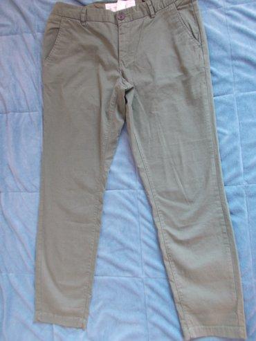 Pamuk-kvalitetne-pantalone - Srbija: Pantalone hm 40 rasprodaja!!! Moderne kvalitetne pantalone kupljene u