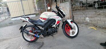 Gabro Zero 250 cc. 27.500 gedib. Təzə kimidi. Ciddi alıcılar olsa endi