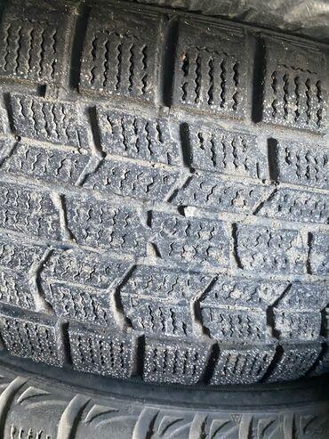 monoblock диски в Кыргызстан: 215/60/17 Dunlop Япония