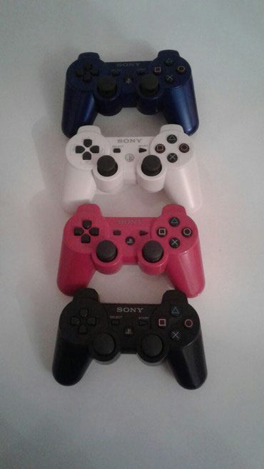 Bakı şəhərində Playstation 3 pultlari..Tezedi..Tez xarab olan zay pultlardan