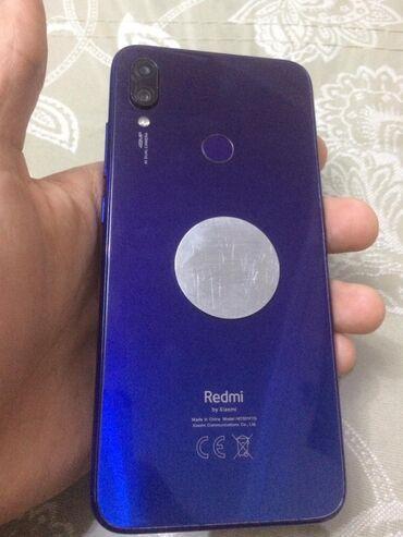 xiaomi redmi note 2 в Азербайджан: Б/у Xiaomi Redmi Note 7 32 ГБ Синий