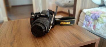 Fotoaparatlar - Lənkəran: Nikon d3200 Lenkran
