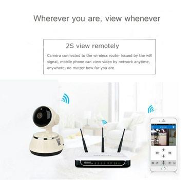 Bakı şəhərində Wifi online izleme wifi kamera yaddas karti ve qurulmasi ile birlikde