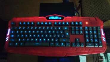 Bakı şəhərində Goyo Keyboard USB Led