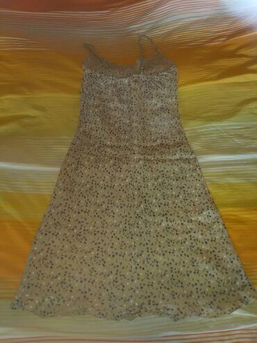 Haljina st - Srbija: Haljina duzina 92 cm sir grudi 40 struk 42 cm