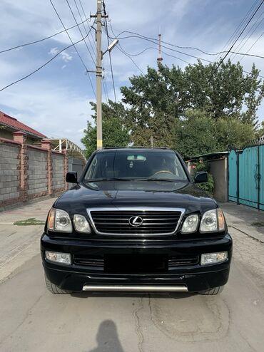 Lexus в Кыргызстан: Lexus LX 4.7 л. 2002   2400000 км