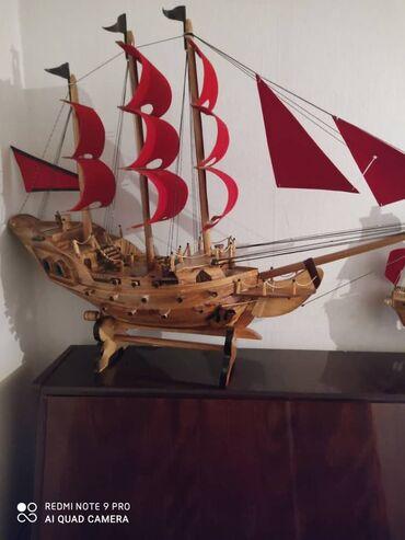 Продаю корабль ручной работы. Цена2000