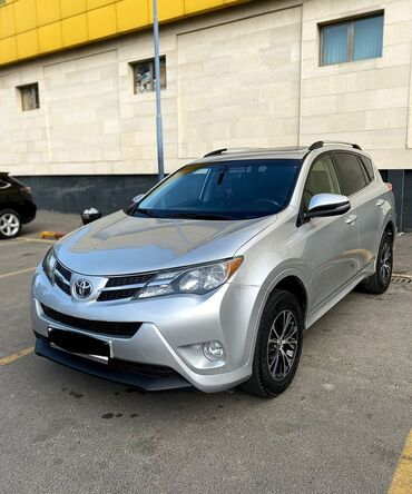 продажа авто in Кыргызстан | АКСЕССУАРЫ ДЛЯ АВТО: Toyota RAV4 2.5 л. 2013 | 124 км