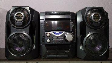 б-у-музыкальный-центр в Кыргызстан: Продаю музыкальный центр. как усилитель