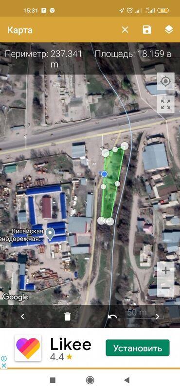 сдам действующий магазин в бишкеке в Кыргызстан: Продам 18 соток Для бизнеса от собственника