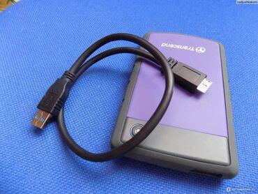279 объявлений   ЭЛЕКТРОНИКА: Жёсткий диск внешний 3-Терабайт transcend состояние хороший 3000