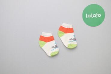 Дитячі шкарпетки з принтом     Довжина стопи: 8 см  Стан гарний, є слі