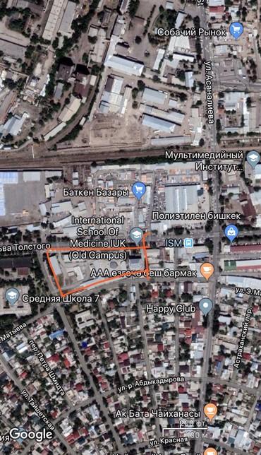 Коммерческая недвижимость - Кок-Ой: Слается контейнер в аренду в новом строительном рынке INKOR по ул