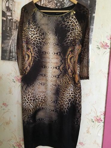 Платье 48разм, очень красивое, стразы в Бишкек