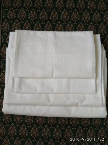 Комплект постельного белья, новый,полуторка. в Бишкек