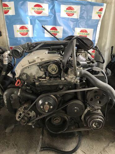mercedes truck в Кыргызстан: 111.945 двигатель на Mercedes W124,w208,w210 из Японии в идеальном сос