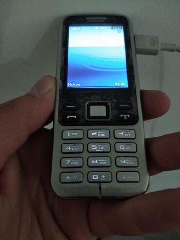 İşlənmiş Samsung C3212 Duos 1 GB boz