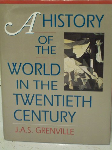 A history of the world in the 20th centuryThis is the century of war