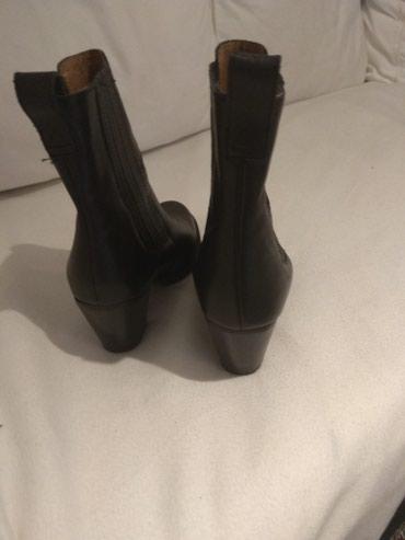 Δερμάτινες μπότες καινούριες νούμερο.. σε Περιφερειακή ενότητα Θεσσαλονίκης - εικόνες 2