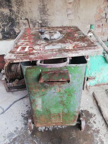 Все для электричества в Кара-Балта: Продаю электросварочный трансформатор 3х фазный постоянного и