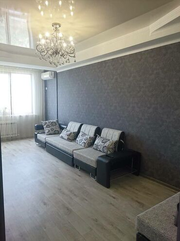 Сдается квартира: 2 комнаты, 61 кв. м, Бишкек