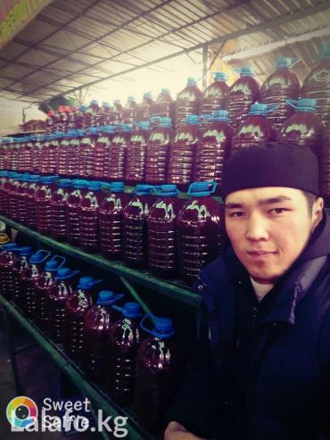 доставка продуктов питания на дом бишкек в Кыргызстан: Домашнее варенье Малина клубника смородина посомов 5 литр.качество