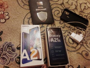 Samsung galaxy s2 - Азербайджан: Samsung galaxy A21s